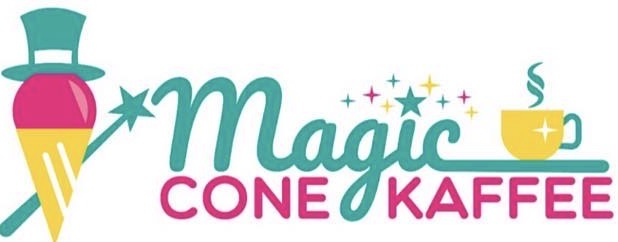 Magic Cone Kaffee Logo